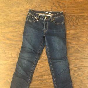 Levi's Jeans Size 26, 32 in inseam